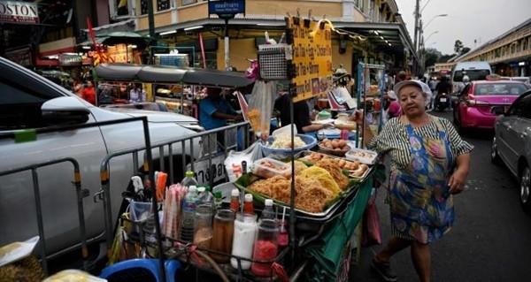 Quầy hàng xiên nướng ở Thái Lan bán bạch tuộc siêu độc, có thể gây tử vong trong nháy mắt - ảnh 1
