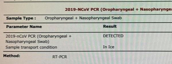 Câu nói đầy xót xa của một bác sĩ bị nhiễm COVID-19 chỉ vì bệnh nhân nói dối khi vào viện - ảnh 2