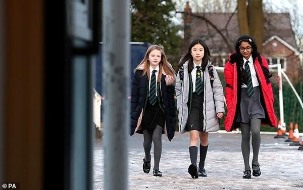 """Nước Anh hủy các kỳ thi quan trọng, """"không đảm bảo có thể mở lại trường học trước mùa hè"""" - ảnh 1"""