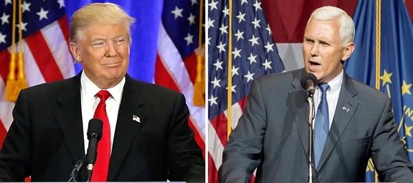 Nếu ông Trump rời nhiệm sở sớm, Mike Pence mới là Tổng thống Mỹ thứ 46 chứ không phải ông Joe Biden? - ảnh 1