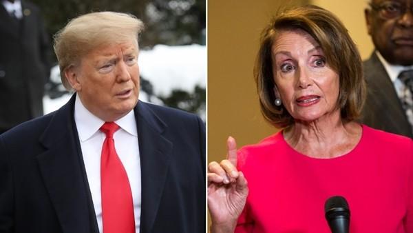 Chủ tịch Hạ viện Nancy Pelosi quyết luận tội, liệu Tổng thống Trump có thể tự ân xá cho mình? - ảnh 1