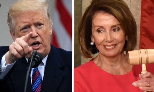 Chủ tịch Hạ viện Nancy Pelosi quyết luận tội, liệu Tổng thống Trump có thể tự ân xá cho mình? - ảnh 4
