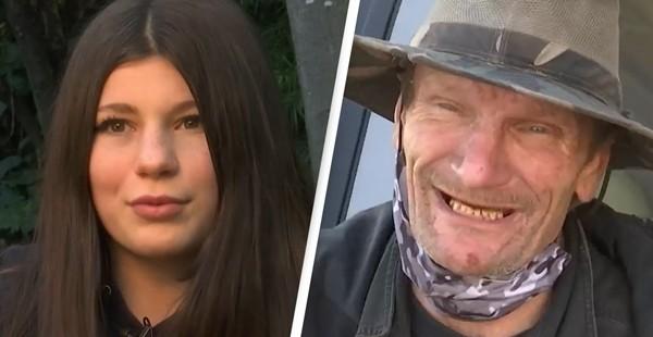 Người vô gia cư trả lại chiếc ví nhặt được, không ngờ đó là sự việc thay đổi cuộc đời ông - ảnh 4