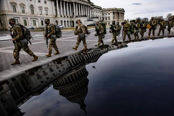 Ông Joe Biden quyết tuyên thệ bên ngoài Điện Capitol dù nhiều người nghĩ bên trong an toàn hơn, tại sao vậy? - ảnh 3