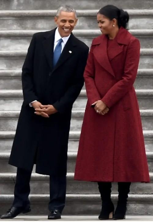 Thời trang trong Lễ Nhậm Chức Tổng thống Mỹ: Ý nghĩa đằng sau màu sắc trang phục của những người tham dự - ảnh 5