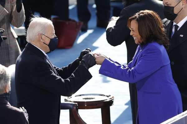 Joe Biden, Kamala Harris là Tổng thống và Phó Tổng thống Mỹ: Bất kỳ điều gì cũng là có thể - ảnh 2
