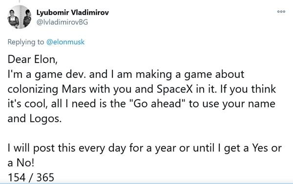 Lý do gì khiến người này nhắn tin cho tỷ phú Elon Musk mỗi ngày, giờ mới nhận được hồi âm? - ảnh 2