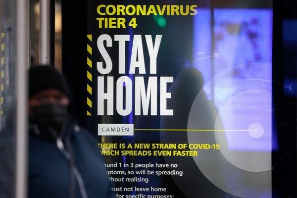 """Biến thể SARS-CoV-2 của Anh """"như quả bom COVID-19 hẹn giờ"""": Lây lan nhanh, cực nguy hiểm - ảnh 1"""