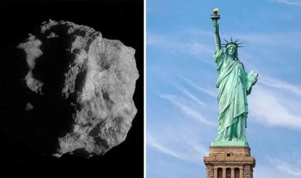 Tiểu hành tinh lớn nhất và nhanh nhất năm 2021 đang tiến đến Trái Đất, là lần tiếp cận gần nhất trong 200 năm - ảnh 3