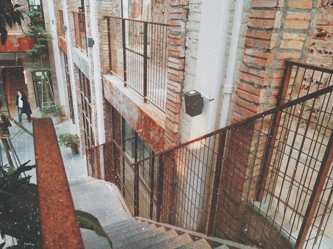Complex 01: Thiên đường Check-in hơn 4000 mét vuông mới toanh cho giới trẻ Hà Nội - ảnh 2