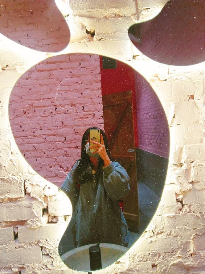 Complex 01: Thiên đường Check-in hơn 4000 mét vuông mới toanh cho giới trẻ Hà Nội - ảnh 5
