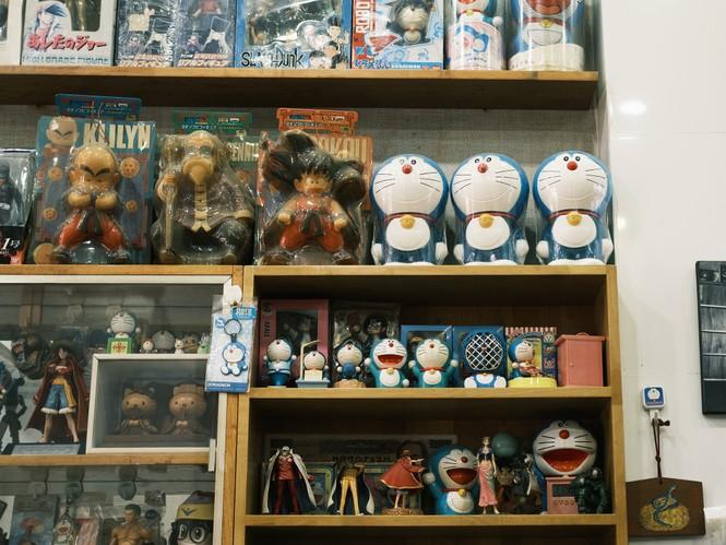 Nhảy ùm vào thế giới truyện tranh Doraemon tại quán Nhật ngay giữa lòng Sài Gòn - ảnh 4