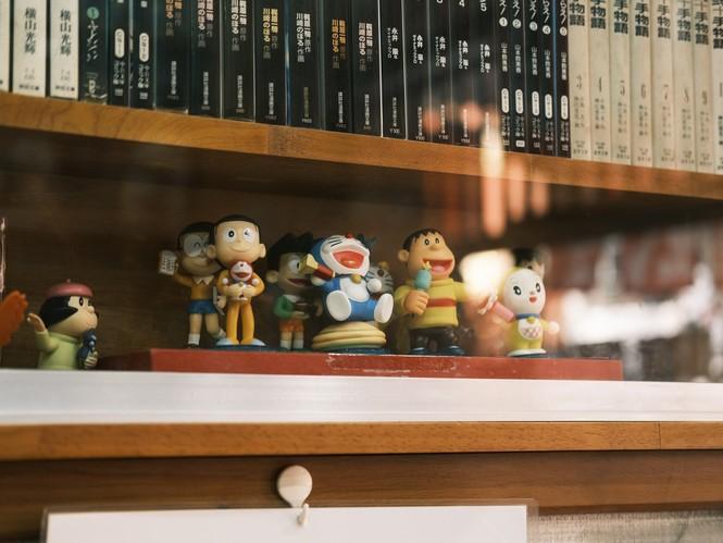 Nhảy ùm vào thế giới truyện tranh Doraemon tại quán Nhật ngay giữa lòng Sài Gòn - ảnh 3
