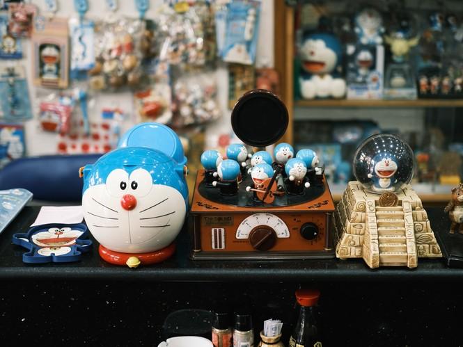 Nhảy ùm vào thế giới truyện tranh Doraemon tại quán Nhật ngay giữa lòng Sài Gòn - ảnh 6