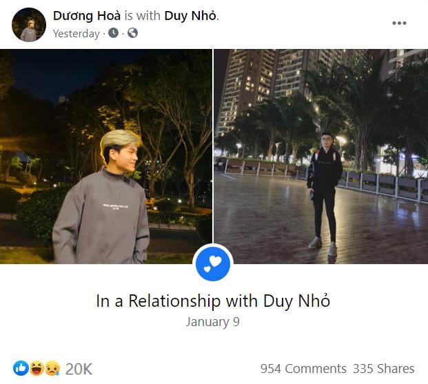 """Quang Cuốn công khai """"đang hẹn hò"""" với Misthy: Đến bạn thân Linh Ngọc Đàm cũng bất ngờ - ảnh 1"""