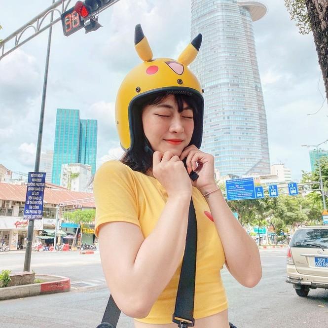 Lê Bống đăng clip đáp anti-fan, Linh Ka thăng hạng nhan sắc khoe vòng eo con kiến - ảnh 4