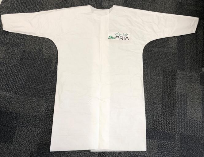 Áo bảo hộ bằng giấy: Vừa chống SARS-CoV-2, vừa chống ô nhiễm rác thải nhựa trong môi trường - ảnh 1