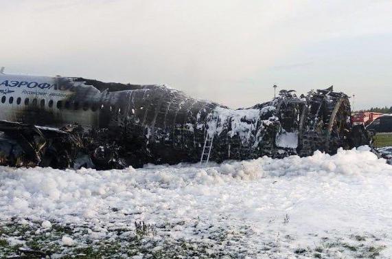 Bộ Tình trạng Khẩn cấp Nga không có kế hoạch đình chỉ bay SSJ-100 - ảnh 3