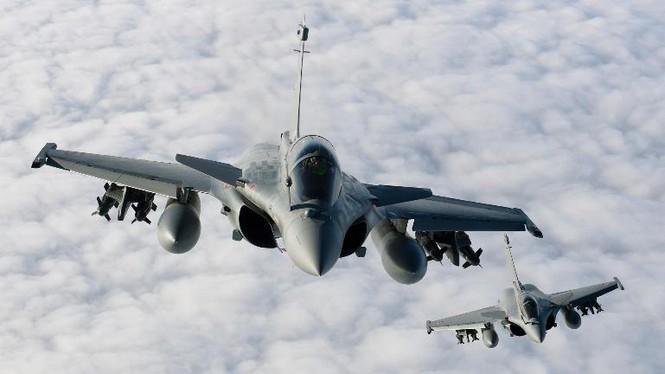 Ấn Độ chuẩn bị nhận tiêm kích đa nhiệm Rafale - ảnh 1