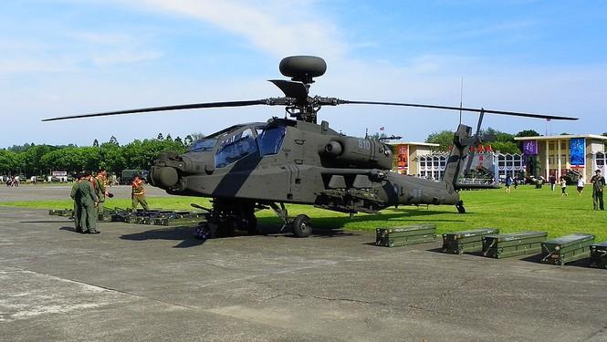 Maroc chi 1,5 tỷ USD mua 24 trực thăng tấn công AH-Apache - ảnh 1