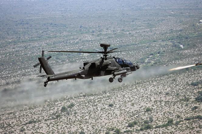 Maroc chi 1,5 tỷ USD mua 24 trực thăng tấn công AH-Apache - ảnh 3