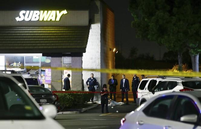 Đâm chém, cướp bóc hàng loạt ở California khiến ít nhất 6 người thương vong - ảnh 2