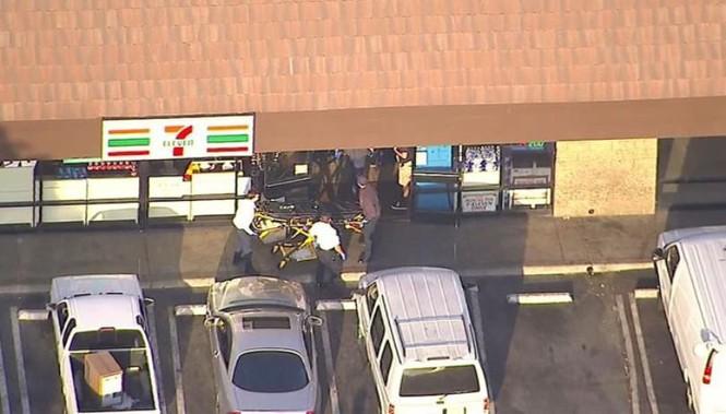 Đâm chém, cướp bóc hàng loạt ở California khiến ít nhất 6 người thương vong - ảnh 4