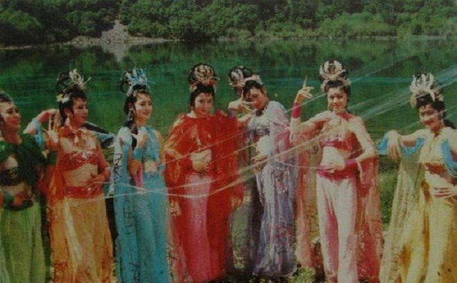 Cảnh quay Động bàn tơ 'lừa' khán giả Tây du ký 1986 suốt 30 năm - ảnh 2