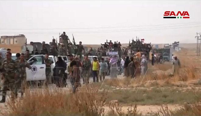 Quân đội Syria tiến về biên giới Thổ Nhĩ Kỳ theo hai hướng - ảnh 6