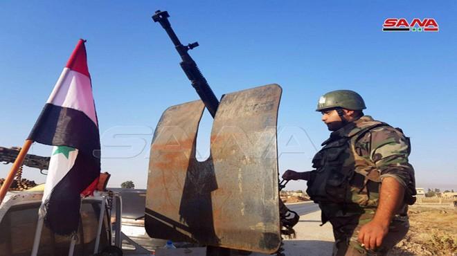 Quân đội Syria tiến về biên giới Thổ Nhĩ Kỳ theo hai hướng - ảnh 4