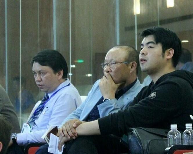 Người đứng sau hợp đồng đắt giá của HLV Park Hang Seo - ảnh 1