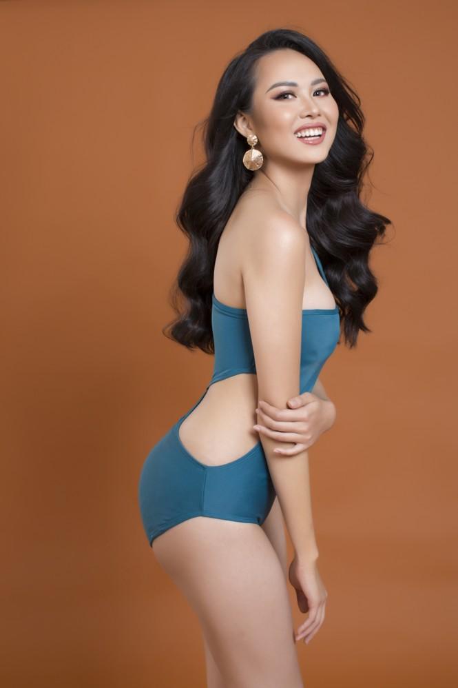 Hé lộ đại diện Việt Nam tham dự cuộc thi Hoa hậu Du lịch Đô thị Quốc tế 2019 - ảnh 1