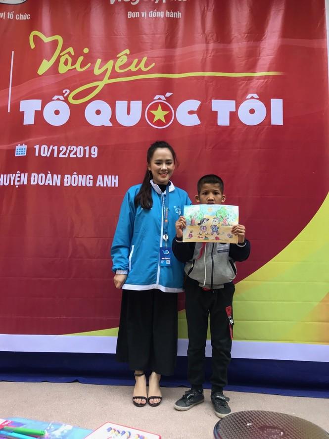Mang tiếng cười đến trẻ khuyết tật trường Chuyên biệt Bình Minh - ảnh 14