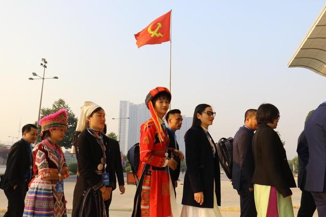 Đa dạng sắc màu dân tộc tại Đại hội Hội LHTN Việt Nam lần thứ VIII - ảnh 7