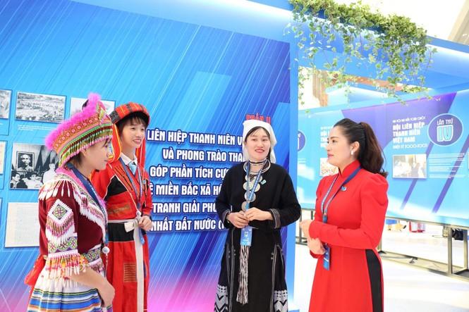 Đa dạng sắc màu dân tộc tại Đại hội Hội LHTN Việt Nam lần thứ VIII - ảnh 4