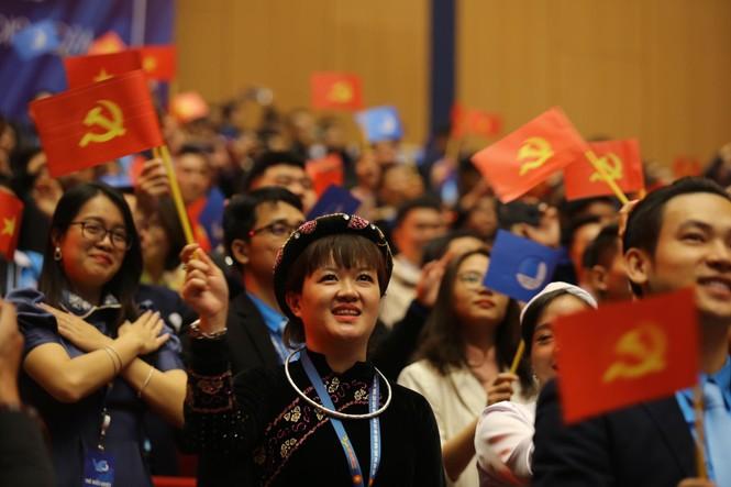 Đa dạng sắc màu dân tộc tại Đại hội Hội LHTN Việt Nam lần thứ VIII - ảnh 1