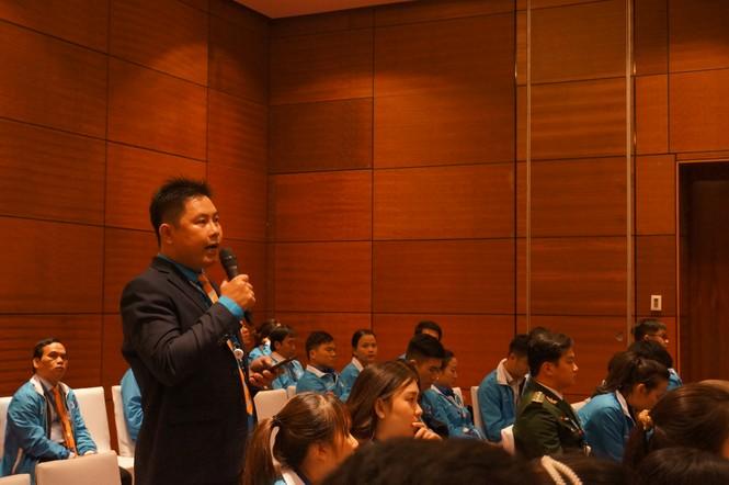 Thanh niên Việt Nam nhiệt huyết phát triển tình nguyện vì cộng đồng - ảnh 3