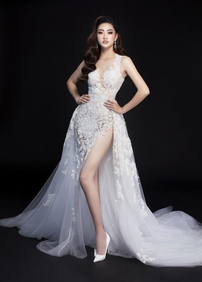Hé lộ trang phục dạ hội đêm chung kết Miss World của Hoa hậu Lương Thùy Linh - ảnh 5