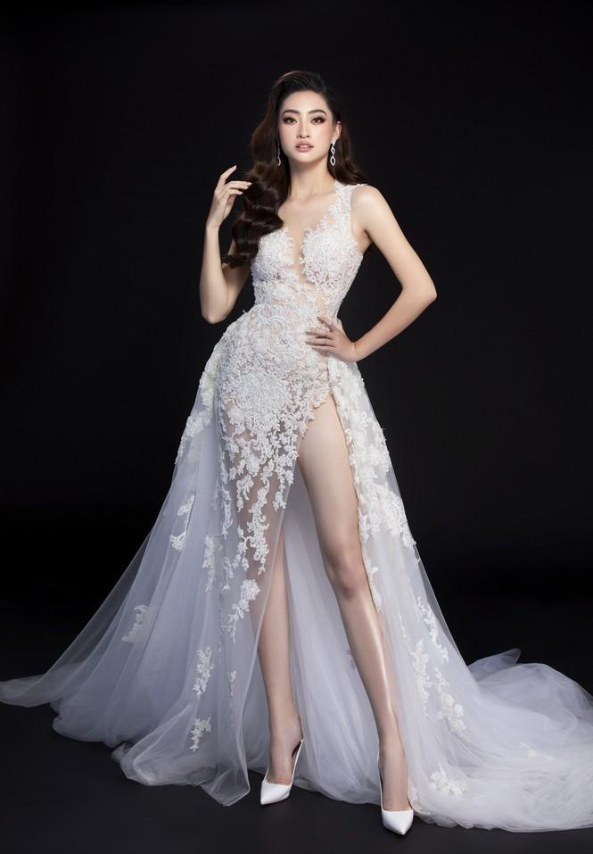 Hé lộ trang phục dạ hội đêm chung kết Miss World của Hoa hậu Lương Thùy Linh - ảnh 2