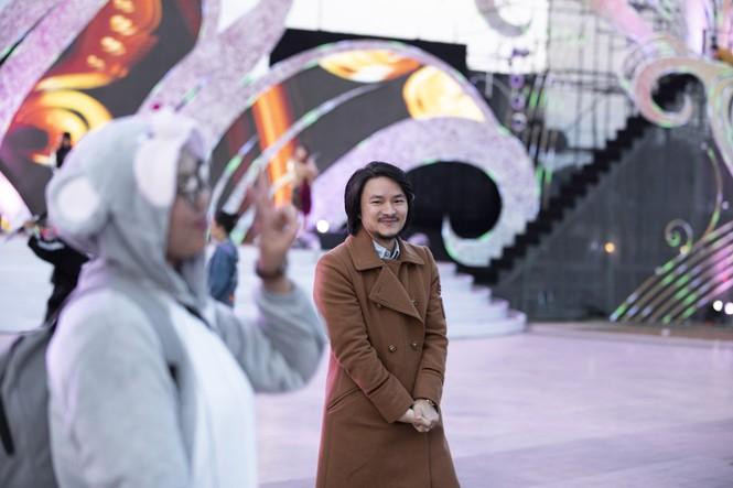 Tóc Tiên cháy hết mình trên sân khấu hoành tráng của đạo diễn Hoàng Nhật Nam - ảnh 8