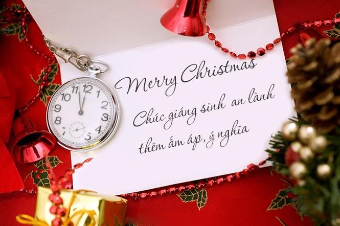 Những lời chúc Giáng sinh ngắn gọn hài hước, hay và ý nghĩa nhất - ảnh 2