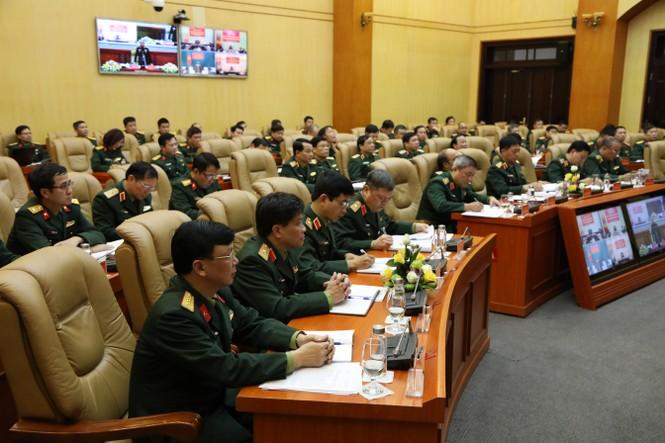 Quân đội tổng kết công tác đối ngoại quốc phòng 2019 - ảnh 1