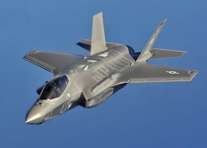 Siêu tiêm kích F-35 không thể bay với tốc độ siêu thanh - ảnh 1