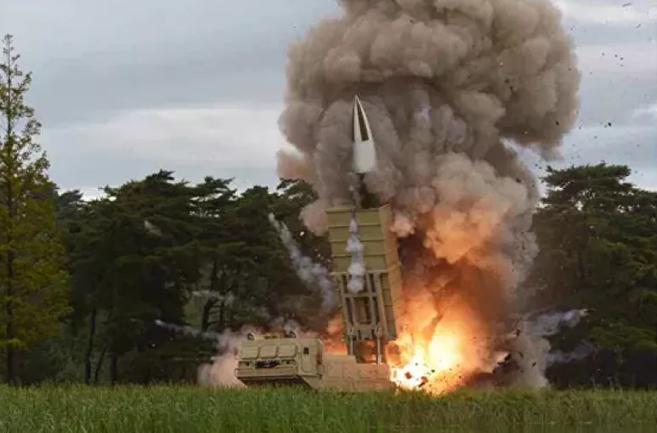 Lộ diện bộ 3 hệ thống tên lửa hàng đầu của Triều Tiên - ảnh 2