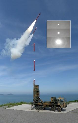 Hàn Quốc biên chế tên lửa đánh chặn mới 'ngang cơ' với Patriot của Mỹ - ảnh 1
