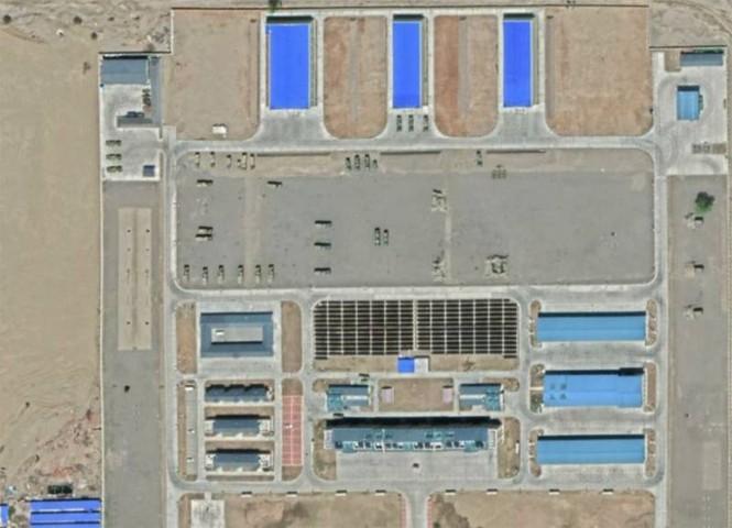 Trung Quốc tăng cường loạt tổ hợp phòng không HQ-16B đến giáp biên giới Ấn Độ - ảnh 1