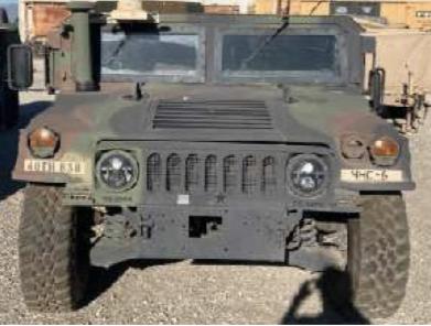 Xe thiết giáp của Vệ binh quốc gia Mỹ bị đánh cắp, FBI treo thưởng 10.000USD để tìm lại - ảnh 2