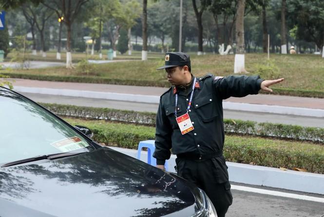 Nhìn gần công tác an ninh, an toàn Đại hội XIII của Đảng - ảnh 1