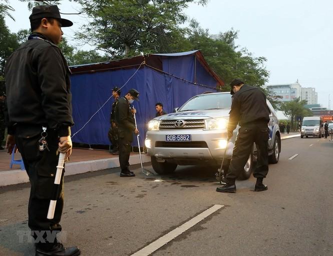 Nhìn gần công tác an ninh, an toàn Đại hội XIII của Đảng - ảnh 3