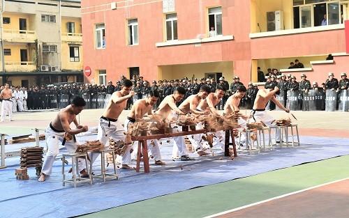 Bộ Tư lệnh Cảnh vệ ra quân bảo vệ Đại hội XIII của Đảng - ảnh 2